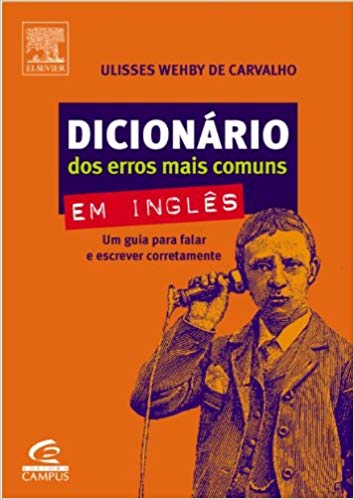 Dicionário dos erros mais comuns em inglês