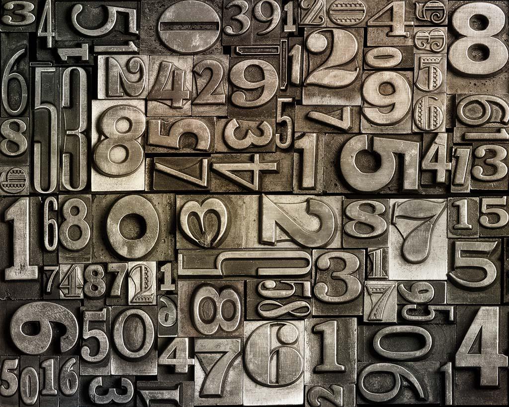 adjetivos numéricos