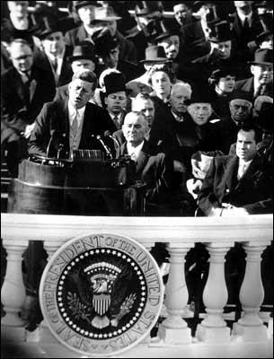 Discurso de posse de Kennedy