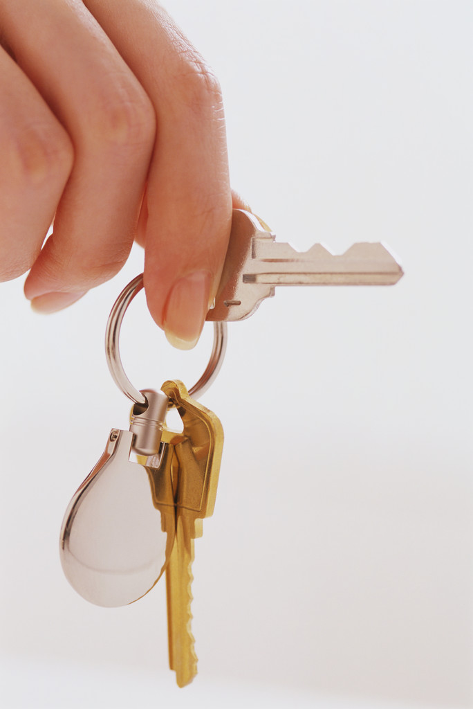 Preposições: Chave de casa, chave do carro etc.