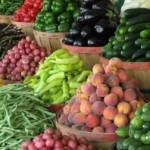 Verduras e Legumes em inglês