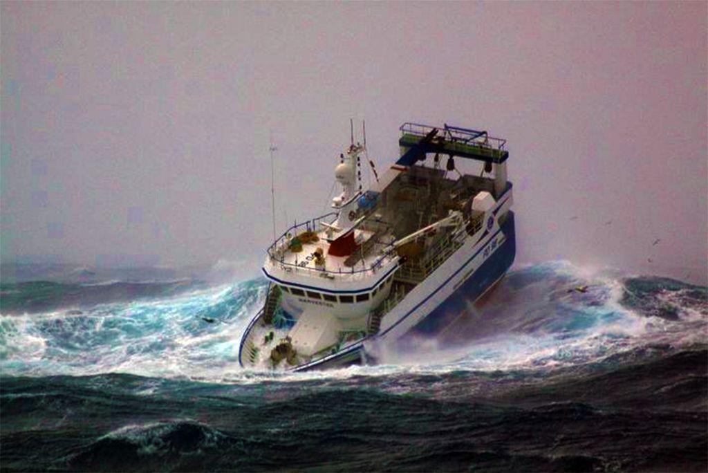 rough seas ahead