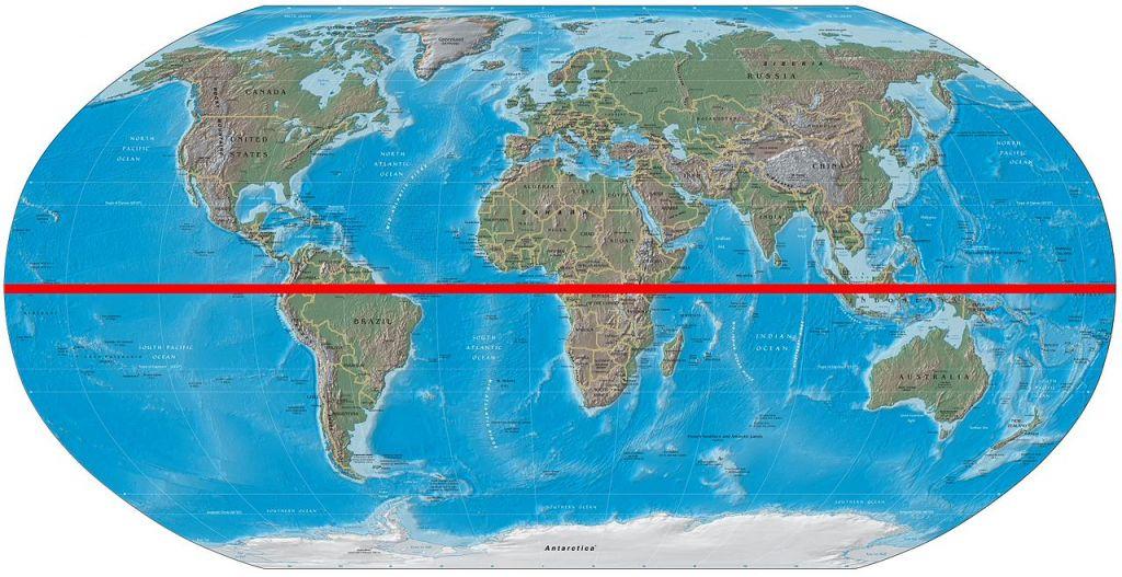 equator x ecuador