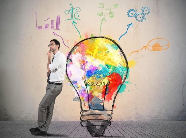 pitch one's ideas