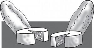 pão pão queijo queijo