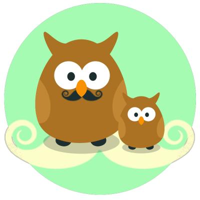 pai coruja