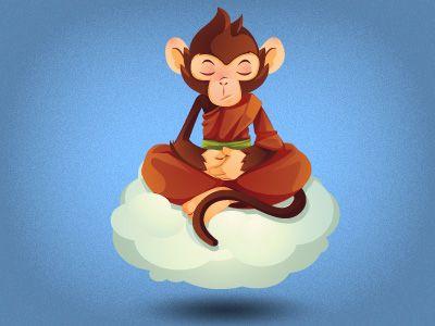 monkey x monk
