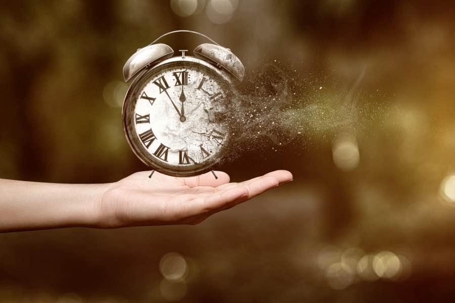 só o tempo dirá