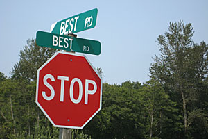 best road