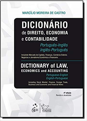 dicionário de direito, economia e contabilidade