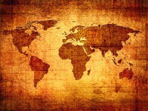 os quatro cantos do mundo