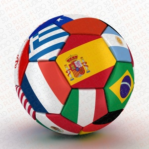 Os 32 países da Copa: nomes e nacionalidades em inglês e português