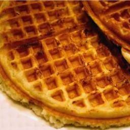 wafer x waffle
