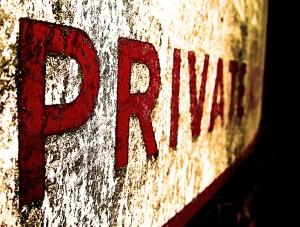 private x particular