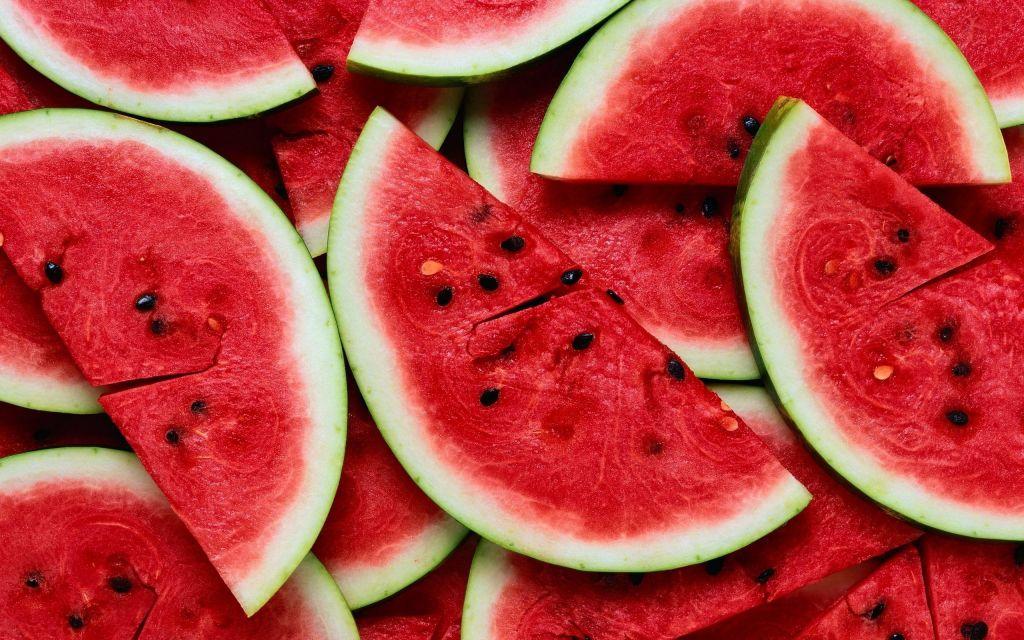 Melancia! Vocês têm melancia?
