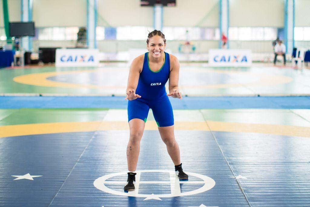 Luta Estilo Livre nos Jogos Olímpicos