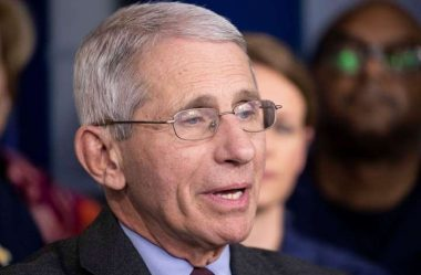 Dr. Fauci: Trump 'got it right away' when he saw the data