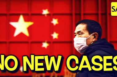 #81 🇨🇳 😷 No new cases in China 😷 🇨🇳 Leitura e tradução de texto