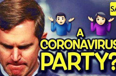 #84 🤷🏻♀️ A coronavirus party? 🤷🏻♂️ Leitura e tradução de texto em inglês